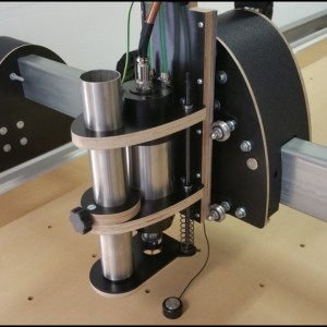 XYZ-CNC.com 2.2kW water cooled Spindle kit